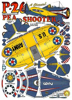 P-26 Peashooter v.1