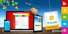 ThemeForest - Travelo v1.3.4 - Travel/Tour Booking Wordpress Theme - 9806696