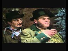 Krkonošské pohádky - Jak šel Trautenberk do hor pro poklad - YouTube