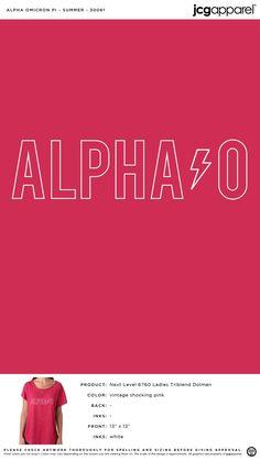 Alpha Omicron Pi Summer Shirt | Sorority Summer Shirt | Greek Summer Shirt #alphaomicronpi #aopi #aoii #aop #summer #shirt Alpha Omicron Pi, Custom Design Shirts, Sorority And Fraternity, Custom T, Summer Shirts, Screen Printing, Greek, Marketing, Ideas