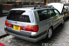 1997 Nissan Stagea, Avenue Drivers Club, Queen Square, Bristol.