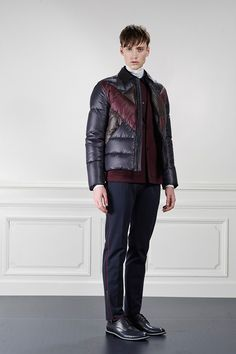 See the Viktor & Rolf autumn/winter 2015 menswear collection