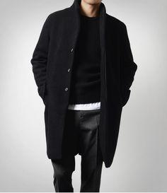 neutrals // topcoat, menswear, mens fashion, mens style, menswear, sweater