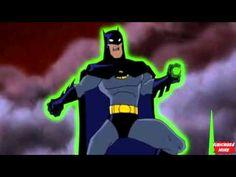 The Batman Vs Sinestro (The Batman)