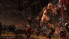 Creative Assembly and Sega released the first gameplay video for Total War: Warhammer today. The ten minute long demo was made with a pre-alpha build of the game, though the battle was scripted to ensure certain engagements happened at the right time.