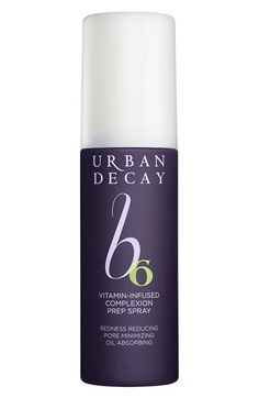 Urban Decay Urban Decay B6 Vitamin-Infused Complexion Prep Spray available at #Nordstrom