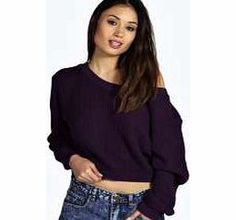 boohoo Ellie Crop Fisherman Jumper - aubergine azz36456 AW is here and it's time to get the knitwear out! From cable knit cardigans and oversized jumpers, layer up your look this season. Work waterfall designs and off-the- shoulder shapes into your winter  http://www.comparestoreprices.co.uk/womens-clothes/boohoo-ellie-crop-fisherman-jumper--aubergine-azz36456.asp