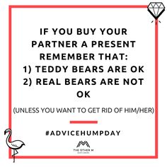 Wednesday quote #HumpDay #Bear
