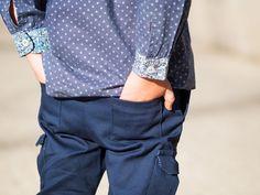 Pantalon JEAN patron garçon et bébé Madame Maman Couture, Madame, Jeans, Children, Haute Couture, Denim, Denim Pants, Denim Jeans