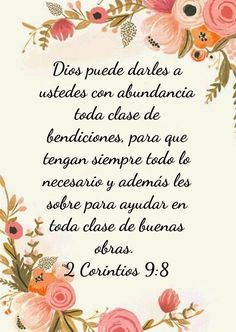 Bible Quotes, Bible Verses, Spanish Prayers, Starco, Positive Words, S Word, Names Of Jesus, Christian Quotes, Religion