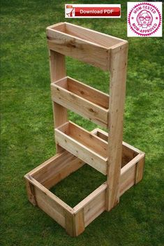 Planter plan/flower planter plan/wood planter plan/garden planter plan/planter box plan/planter pdf plan/pdf pattern/pallet planter plan/pdf - All About Herb Planter Box, Planter Box Plans, Pallet Planter Box, Herb Planters, Wood Planters, Flower Planters, Building Planter Boxes, Herb Box, Pallet Boxes