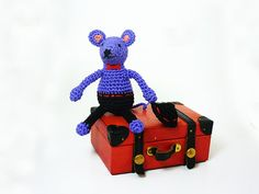 What's in my luggage? by Oxy on Etsy