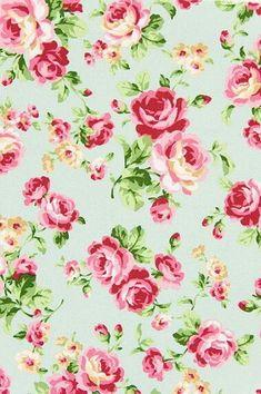 parisian vintage wallpaper floral burgundy rose - Google Search