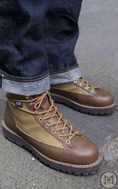 Boots: Danner Light, well loved. | Fashion | Pinterest | Wells ...