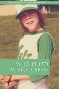 In 1983, Patrick Cress Cress disappeared without a trace outside of Seattle. About 3 weeks later, his body was found. However, his murderer never was. #truecrime #unsolved #coldcase Walk Out The Door, Cress, Cold Case, Hero Academia Characters, True Crime, Boys Who, 3 Weeks, Cool Kids, Seattle