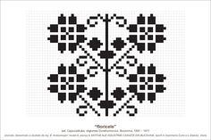 Semne Cusute Loom Beading, Beading Patterns, Palestinian Embroidery, Point Lace, Folk Embroidery, Hama Beads, Pixel Art, Stitch Patterns, Cross Stitch