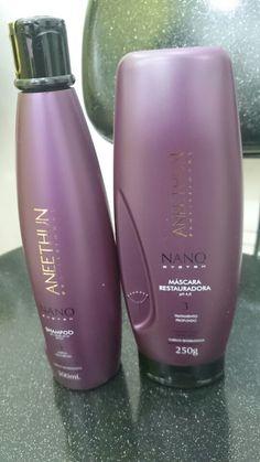15211163a Aneethun Nano System Kit Shampoo Mascara no Mercado Livre Brasil.  SUCESSODABELEZA · CABELOS TRATADOS