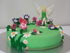 fairy butterfly cake Fairy Garden Cake Butterfly Theme Party