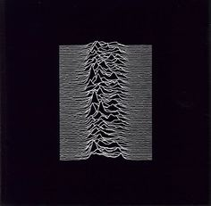 Joy Division | Unknown Pleasures (1979) -> probably one of my favorite