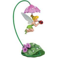 Disney tinkerbell Figurines | Disney Tinker Bell Kissing Ladybug Hanging Figurine