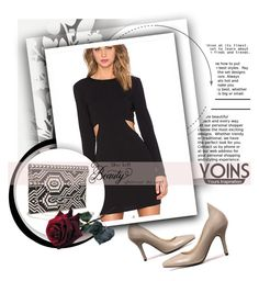 """""""YOINS"""" by melisa-hasic ❤ liked on Polyvore featuring Élitis, Twin Sister and yoins"""
