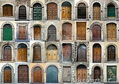 doors to other worlds | Doors from Tuscany, Italy | Doors from Around the World