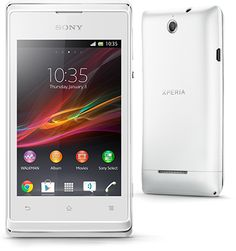 Sony Xperia E White ..... For the best deals visit: https://www.phonesltd.co.uk/Sony/XPERIA_E_White_Deals.html #sonyxperiaewhite #xperiaewhite #whitesonye #whitesonyxperia