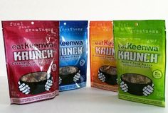 Killer review from GameOnMom.com. Thanks! Head on over and enter their giveaway for 4 flavor variety pack. #quinoa #snacks