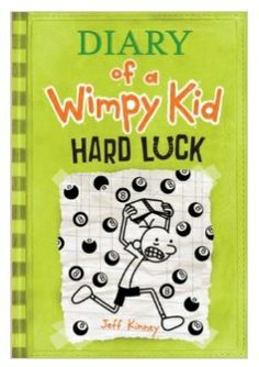 Diary of a Wimpy Kid: Hard Luck! Got it! Read it! Its awesome!