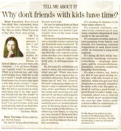 For non-parents who wonder what moms do all day, why we have no time & why we're always exhausted.  This is very true.