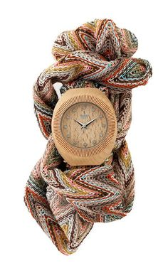 Love the style AND that it helps replant trees...  BELLE BEIGE | WeWOOD Wooden Watches