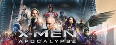 Watch upcoming movies trailer of X-MEN Apocalypse.