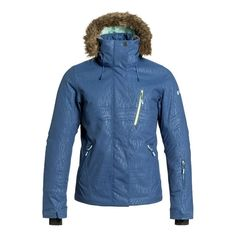 064a884e6ae8 Roxy Womens Jet Ski Premium Jacket Ensign Blue Medium    Details can be  found by clicking on the image.