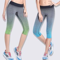 Cheap leggings clothing, Buy Quality leggings cotton directly from China leggings cheap Suppliers: 2016 New Yoga Leggings For Women High Waist Gym Clothing Sports Slimming Pants Lulu Workout Sport Fitness Slim Running C