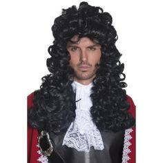 Smiffy's Men's Pirate Captain Wig Long and Curly, Black, One Size Smiffy's http://www.amazon.com/dp/B00BBLAF20/ref=cm_sw_r_pi_dp_C0s1ub02E5BWH