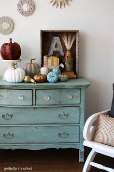 milk paint  from Perfectly Imperfect