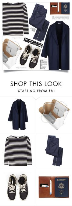 """""""Pack and Go: Winter Getaway"""" by dolly-valkyrie ❤ liked on Polyvore featuring Dirk Bikkembergs, Alexander Wang, Yves Saint Laurent, DRKSHDW, This Is Ground and Packandgo"""