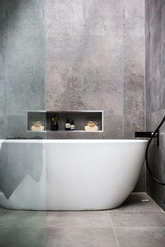 RenoGuide Grey Bathroom Tiles…  http://www.4mytop.win/2017/08/01/renoguide-grey-bathroom-tiles/