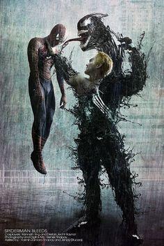 Spiderman VS Venom 4 by Drefan-cosplay.deviantart.com on @deviantART