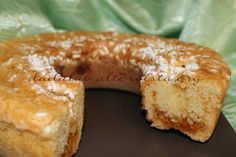 Ciambellone con marmellata nel fornetto Versilia