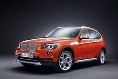 Car BMW X1 - goalsBox™