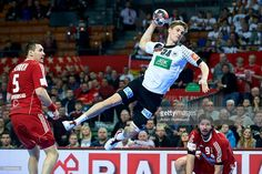 Germany v Hungary - Men's EHF European Championship 2016 | Getty Images