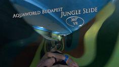 Aquaworld Budapest Jungle Slide 360° VR POV Onride