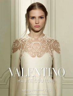 Valentino Couture Photographed by Gian Paolo Barbieri