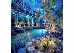 Event Decor -love the lighting