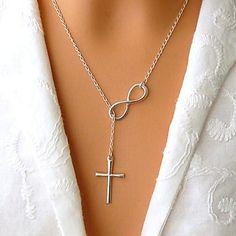 liga de moda shixin® minúsculo pingente de colar (prata) (1 pc) - EUR € 0.97