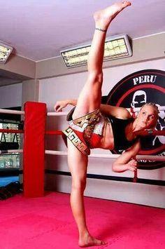 Muay Thai  #McDojo #
