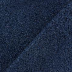 Tissu Lainage Bouclette Beige  x 10cm