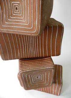 Pınar Baklan Onal Ceramic Artists, Objects, Clay, Interiors, Sculpture, Inspiration, Home Decor, Sculptures, Ethnic