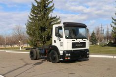 КрАЗ показал самый маленький грузовик